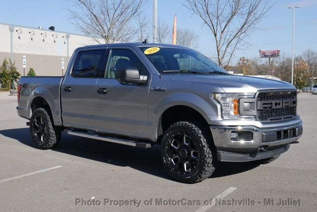 Ford F-150 2020 price $37,998