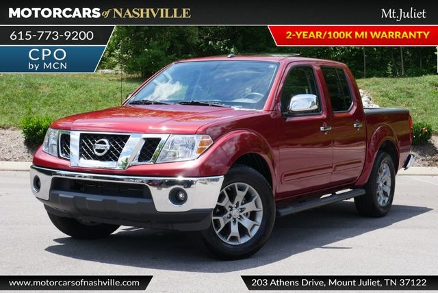 Nissan Frontier 2019 price $27,699