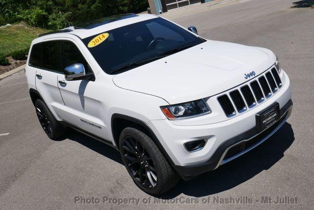 Jeep Grand Cherokee 2014 price $21,998