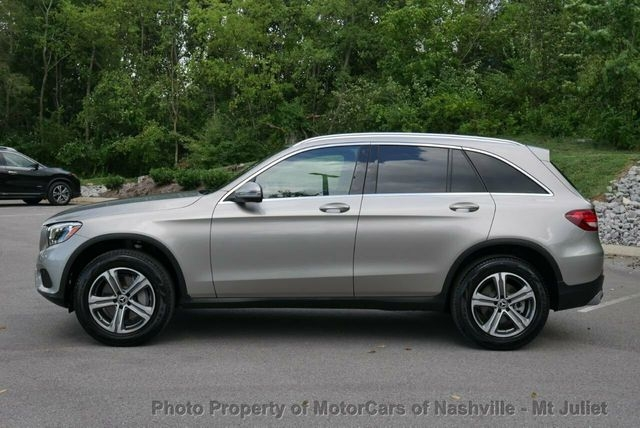 Mercedes-Benz GLC 2019 price $33,699