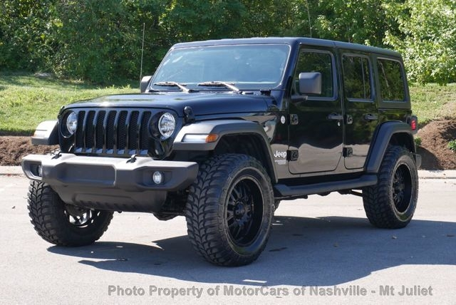 Jeep Wrangler Unlimited 2020 price $39,899