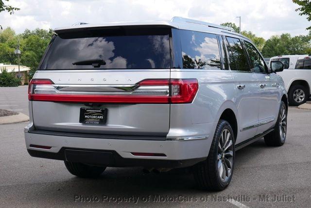 Lincoln Navigator L 2019 price $63,488