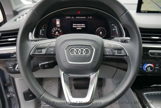 Audi Q7 2019 price $44,998