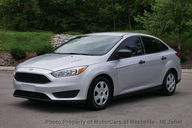 Ford Focus 2016 price $8,998