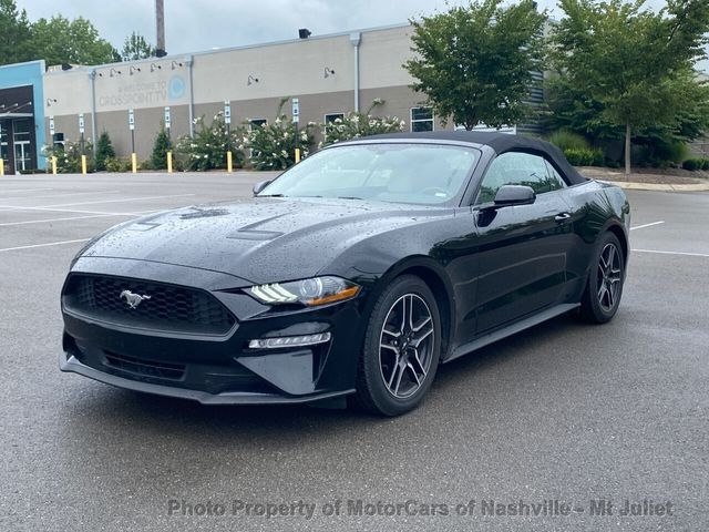 Ford Mustang 2019 price $25,699