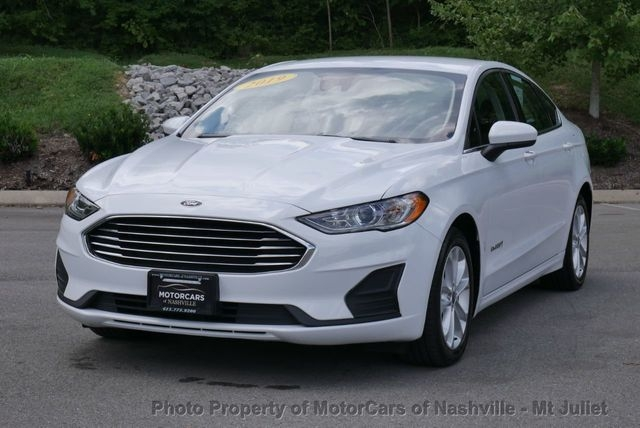 Ford Fusion Hybrid 2019 price $16,131