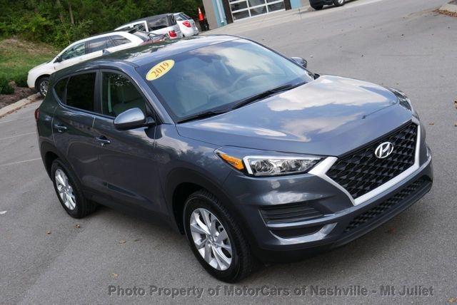 Hyundai Tucson 2019 price $16,586