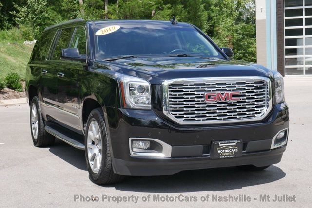 GMC Yukon XL 2019 price $51,998