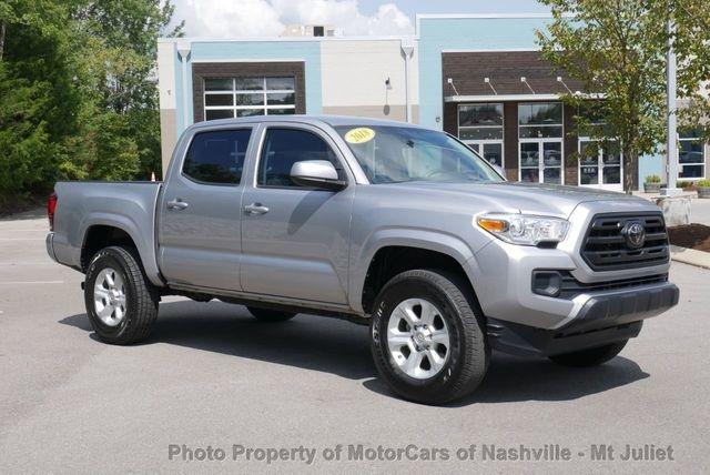 Toyota Tacoma 2018 price $25,998