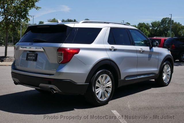 Ford Explorer 2020 price $40,998