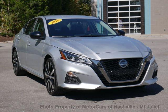 Nissan Altima 2019 price $17,998