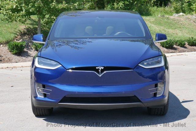Tesla Model X 2016 price $57,998