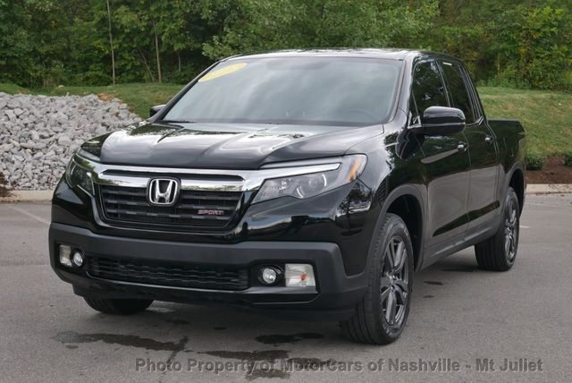 Honda Ridgeline 2018 price $29,699