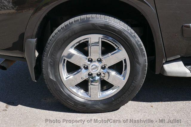 Nissan Armada 2011 price $8,998