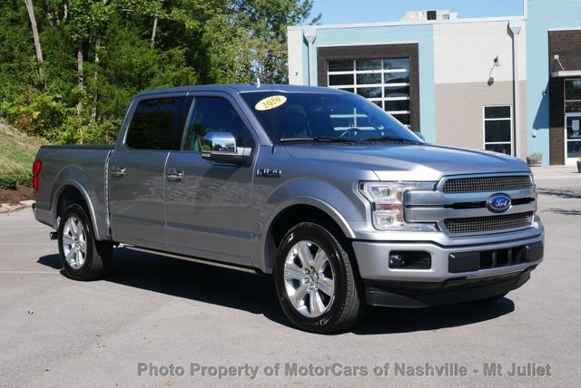Ford F-150 2020 price $46,998