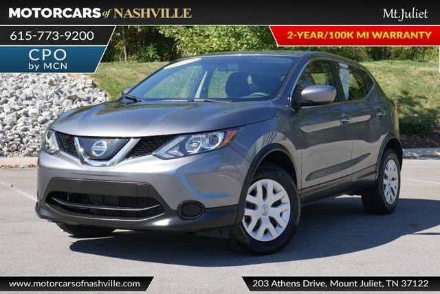 Nissan Rogue Sport 2019 price $16,899