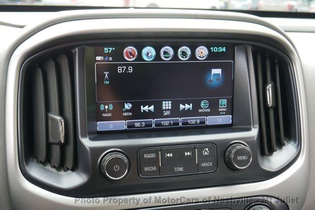 Chevrolet Colorado 2018 price $21,998