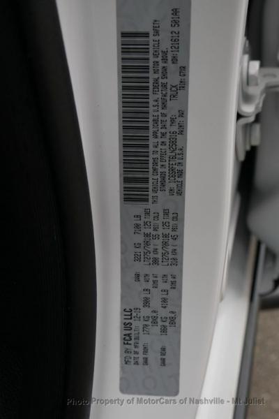Ram 1500 2020 price $42,764