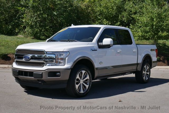 Ford F-150 2020 price $52,499