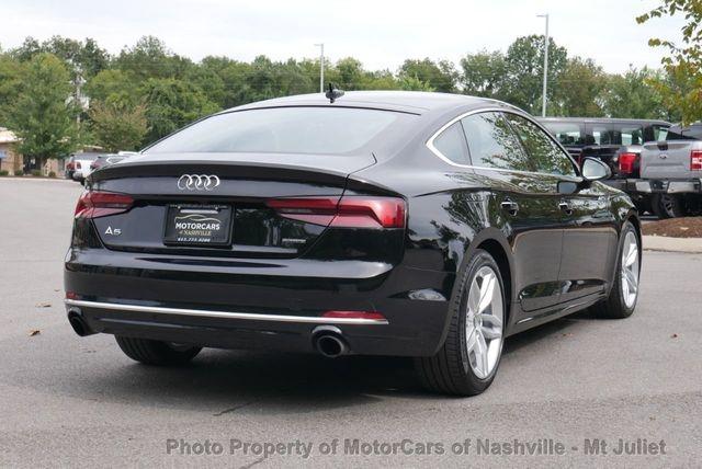 Audi A5 Sportback 2019 price $32,899