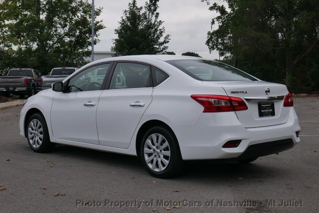 Nissan Sentra 2016 price $8,799