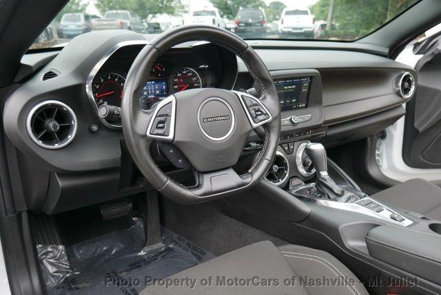 Chevrolet Camaro 2019 price $26,199