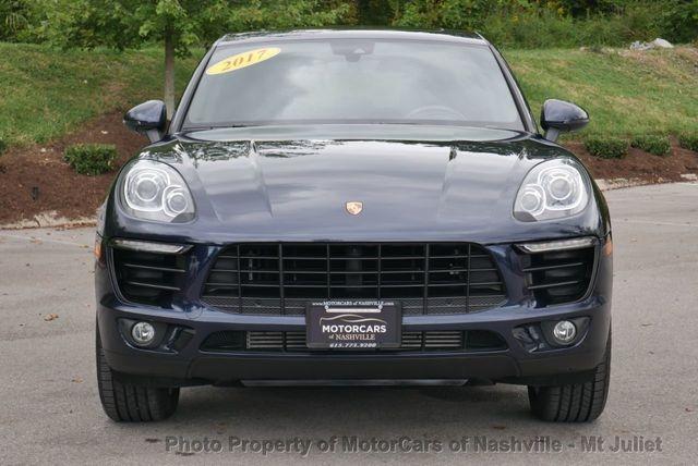 Porsche Macan 2017 price $39,699