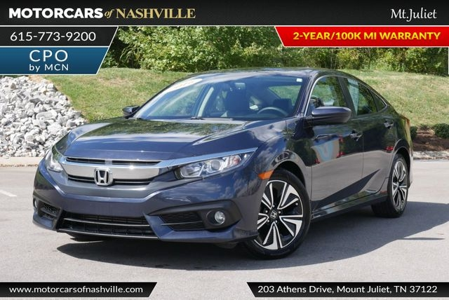 Honda Civic Sedan 2016 price $14,998