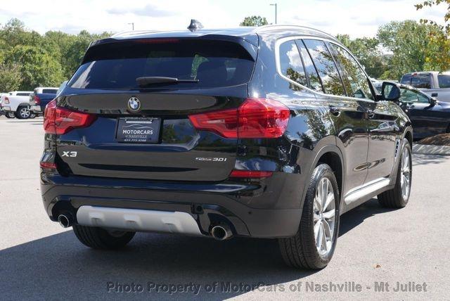 BMW X3 2019 price $31,699