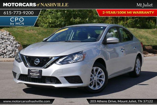 Nissan Sentra 2019 price $12,899