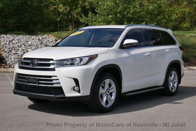 Toyota Highlander 2017 price $30,699