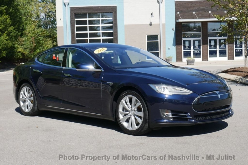 Tesla Model S 2014 price $30,056