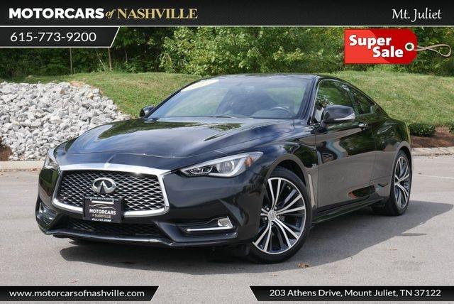 INFINITI Q60 2017 price $27,899