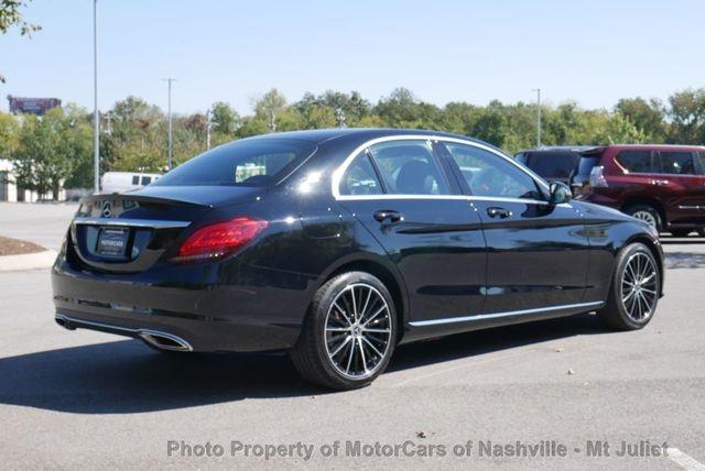 Mercedes-Benz C-Class 2019 price $31,998