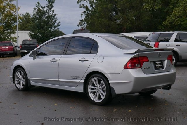 Honda Civic Si 2007 price $5,399