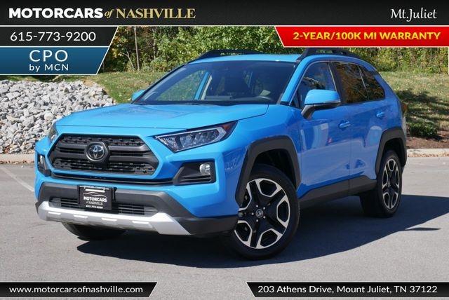 Toyota RAV4 2019 price $34,699