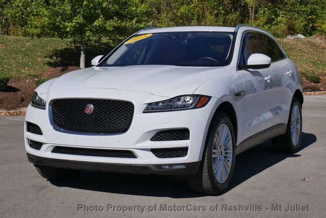 Jaguar F-PACE 2018 price $38,699
