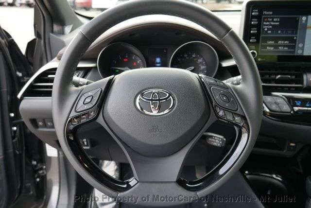 Toyota C-HR 2019 price $22,491