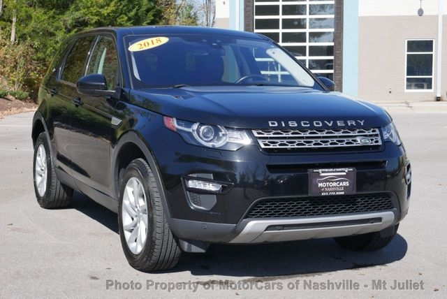 Land Rover Discovery Sport 2018 price $27,998