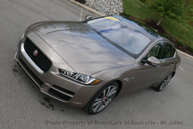 Jaguar XE 2017 price $27,699