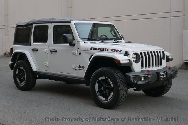 Jeep Wrangler Unlimited 2020 price $44,998