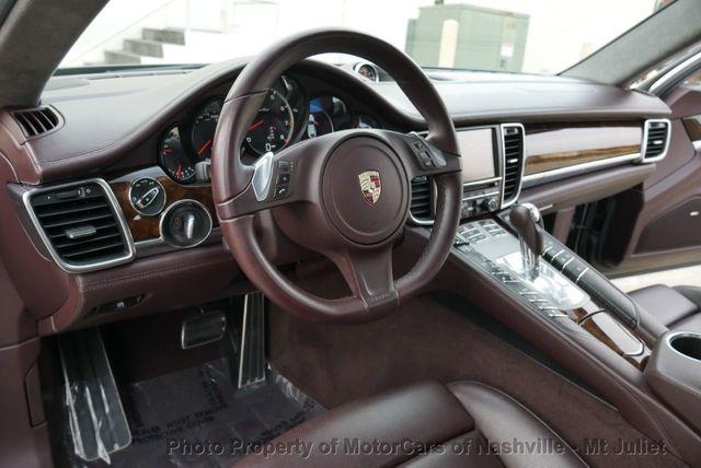 Porsche Panamera 2014 price $49,899