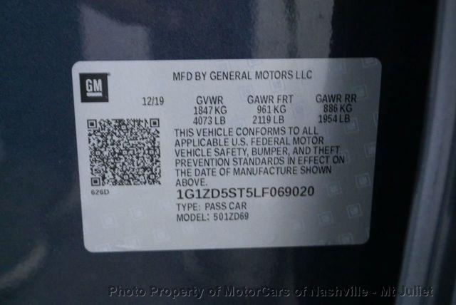 Chevrolet Malibu 2020 price $15,998