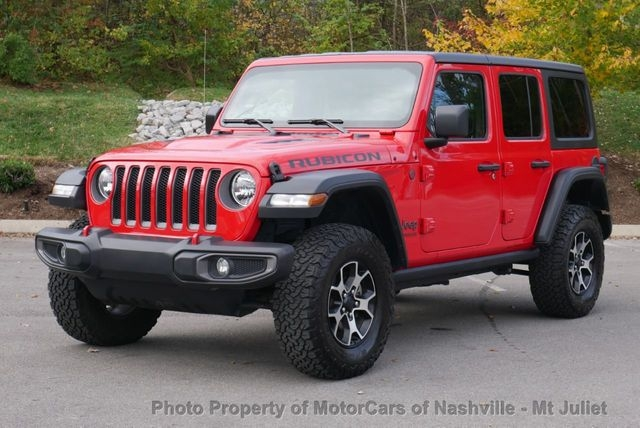 Jeep Wrangler Unlimited 2020 price $45,399