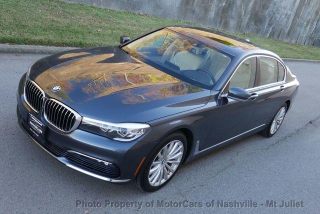 BMW 7 Series 2017 price $39,699