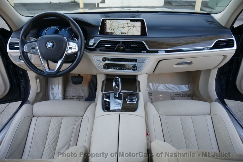 BMW 7 Series 2017 price $38,699