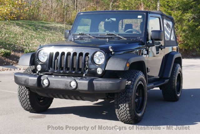 Jeep Wrangler 2015 price $19,499