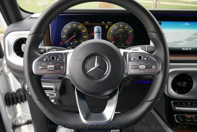 Mercedes-Benz G-Class 2019 price $134,299