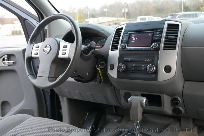 Nissan Frontier 2017 price $16,899
