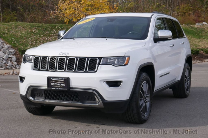 Jeep Grand Cherokee 2020 price $32,248